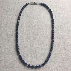 Brand new tanzanite necklace